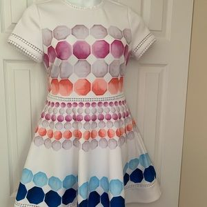 Ted Baker Skater Dress (Size 4= approx size 10 US)